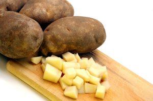 Potatoes for Cannabis Hash
