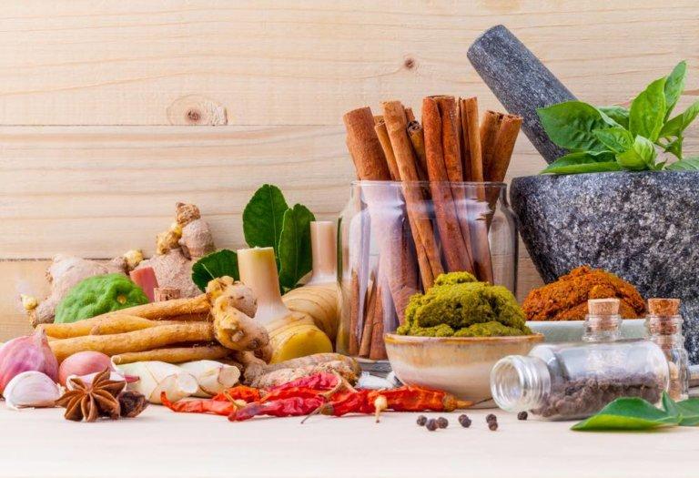 ganja stir fry ingredients