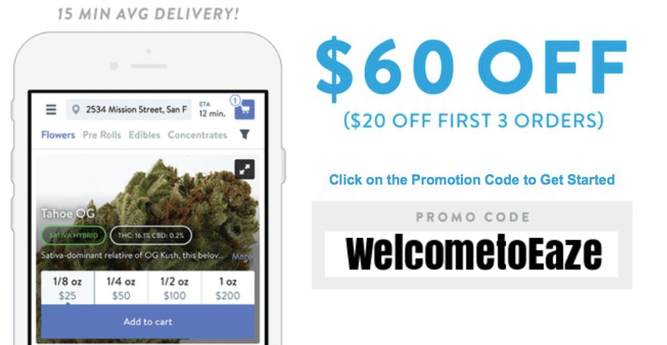 Promotion Code Eaze Online