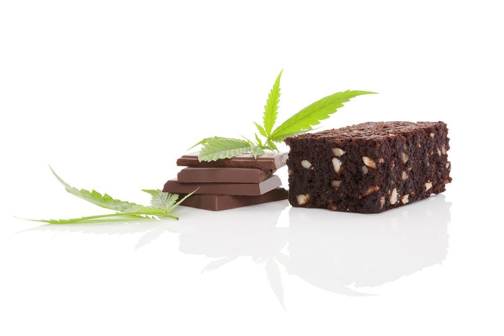 cannabis edibles brownies