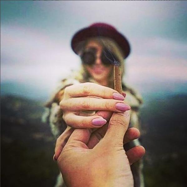 Marijuana Give