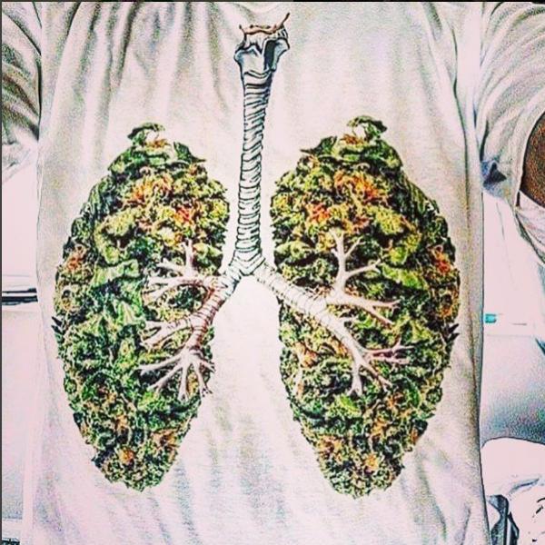 Marijuana Lungs