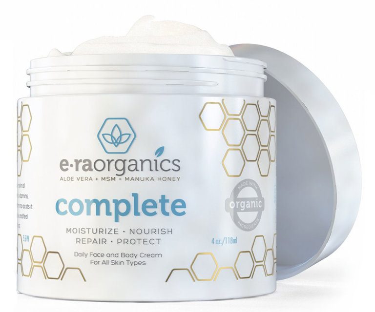 Era Organics Complete All-Natural Daily Face and Body Cream