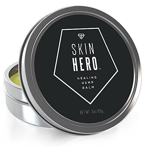 Skin Hero Healing Hemp Balm