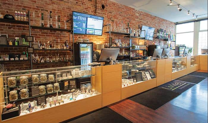 live well dispensary on broadway