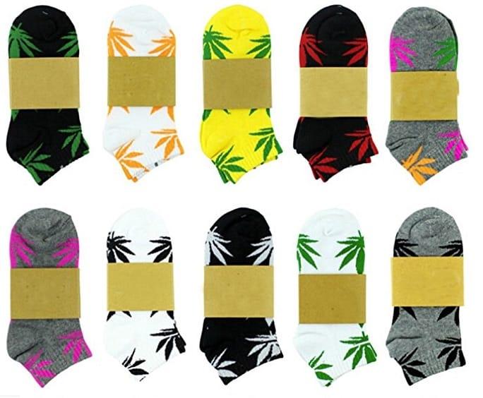 marijuana-gift-socks