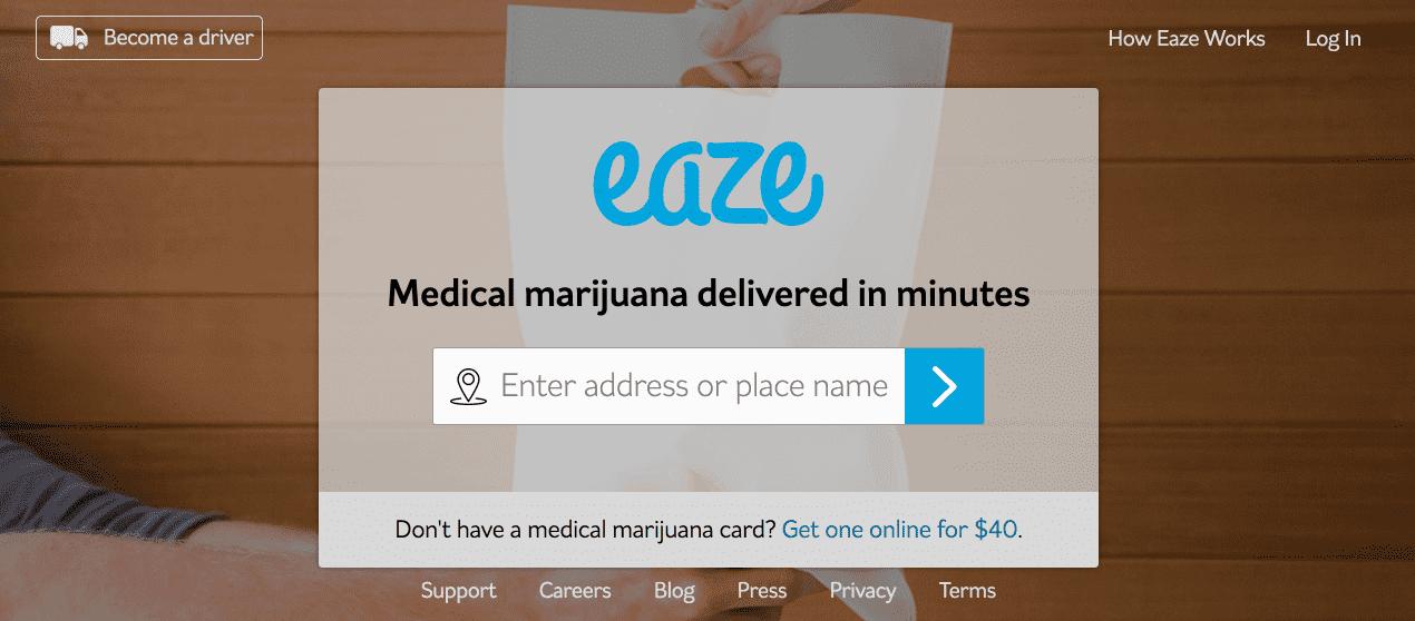 eaze: eaze.com