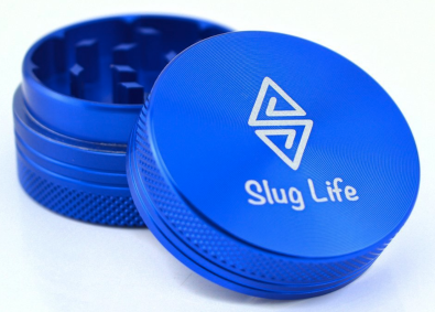 Slug Life Herb Grinder 2 Parts 1.5 Inch