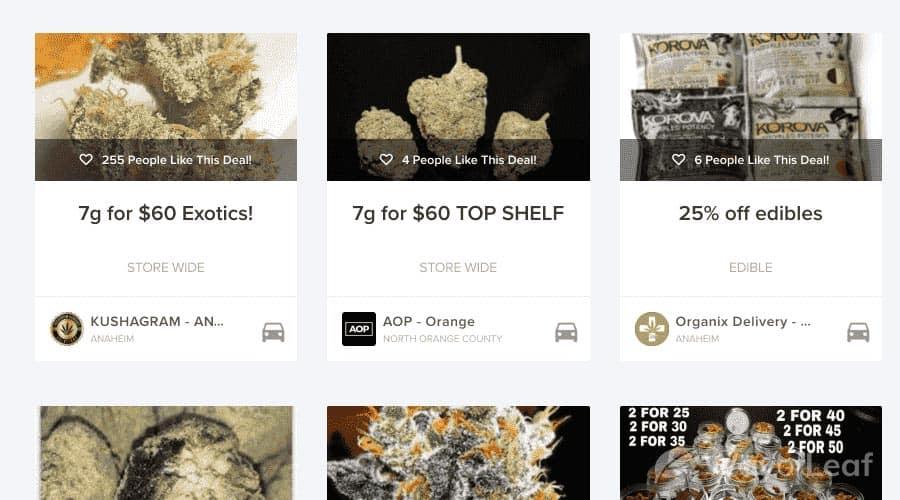 WeedMaps: Cannabis Deals Right Under Your Fingertips