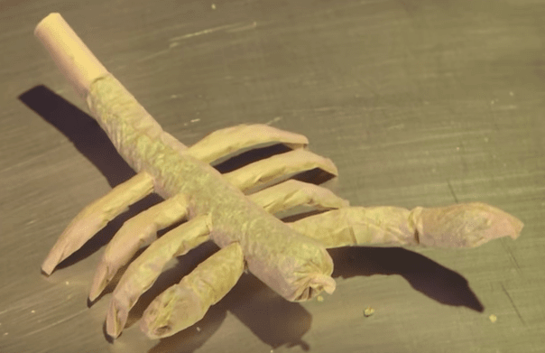 How to Make a Scorpion Joint