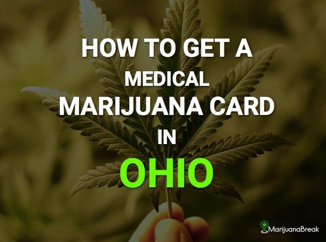 Medical Marijuana Card Ohio