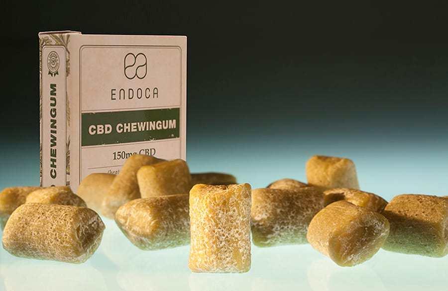 Endoca Chewing Gum