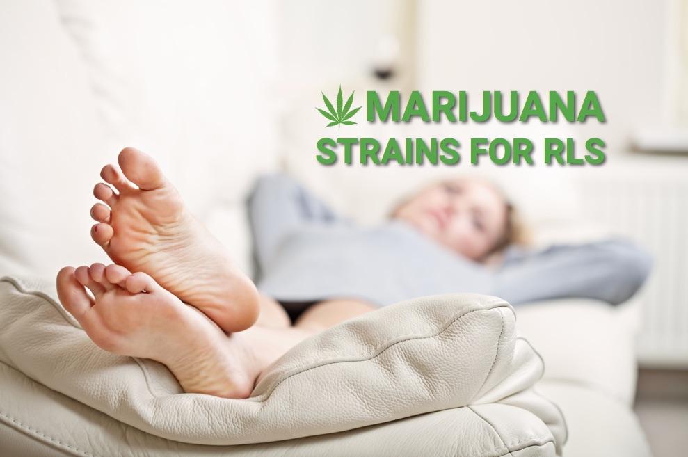 Marijuana strains for rls