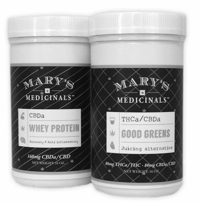 mary's medicinals cbd review