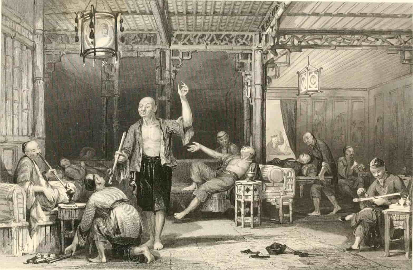 A Brief History of Opioids