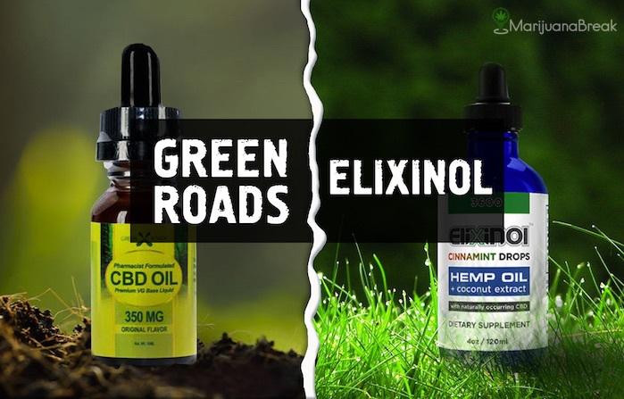 Green Roads vs Elixinol