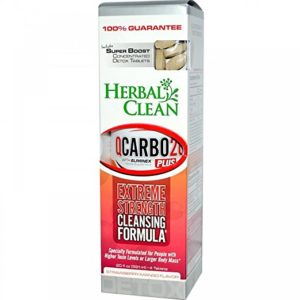 Q Carbo (Herbal Clean) – The Complete Review