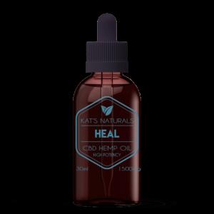 Kats Naturals Heal CBD Oil