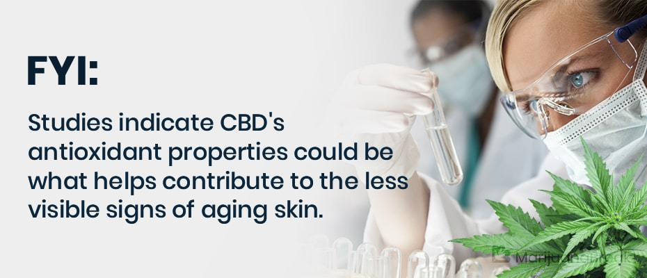 cbd oil for anti-aging