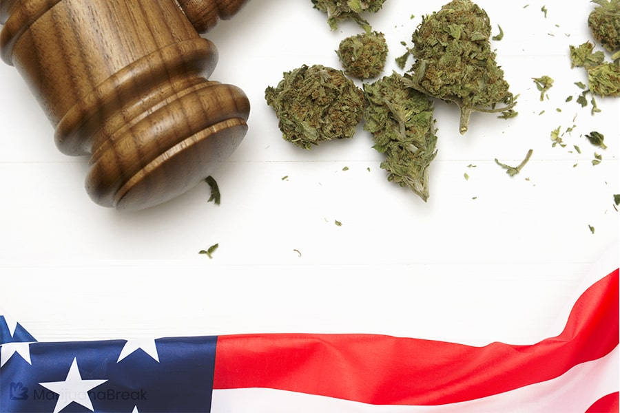 legal weed companies