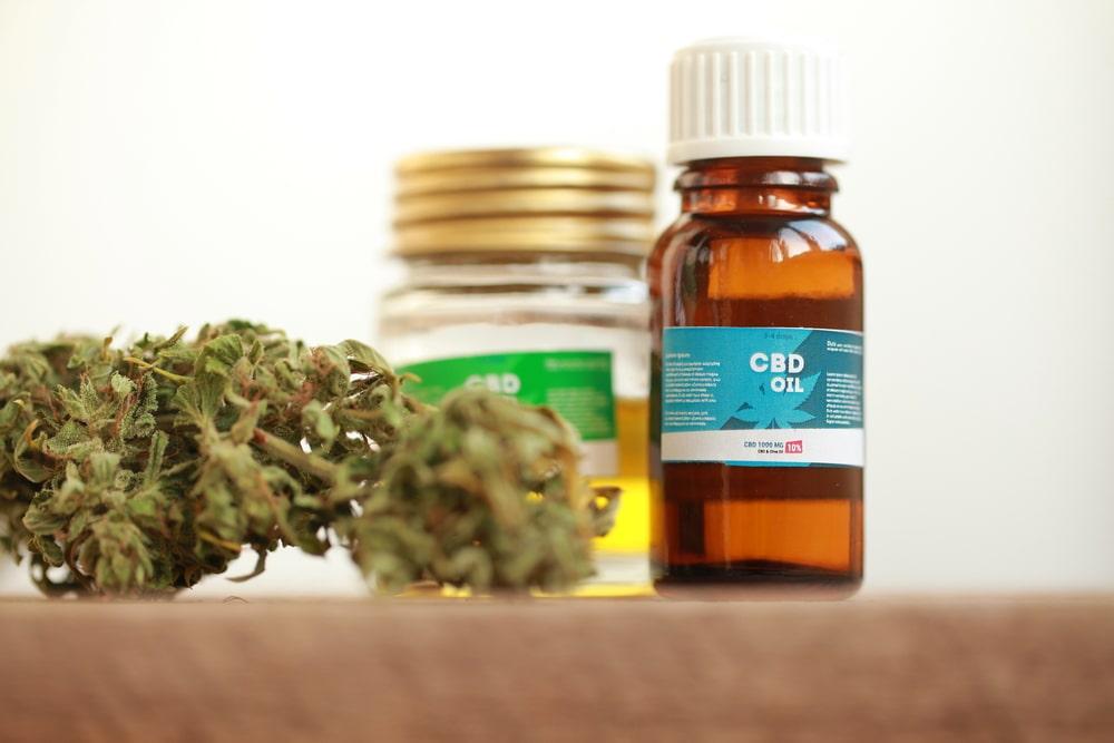 smoking weed on antibiotics