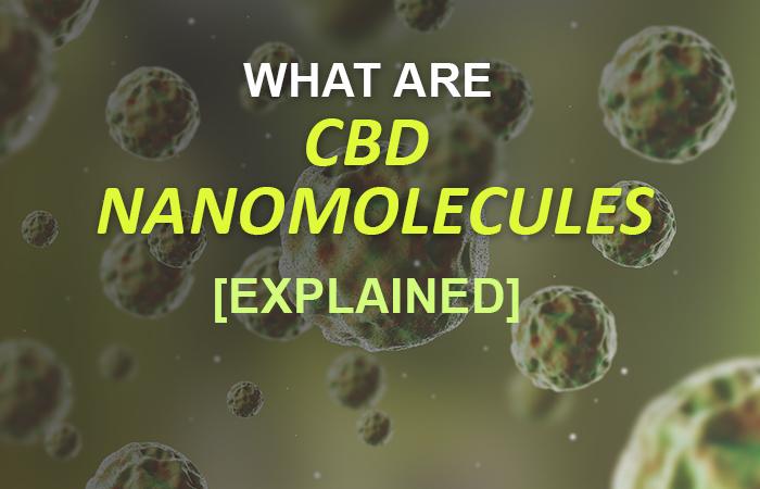 CBD nanomolecules