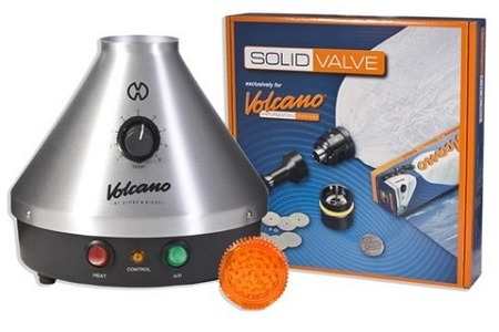 Volcano Solid Valve