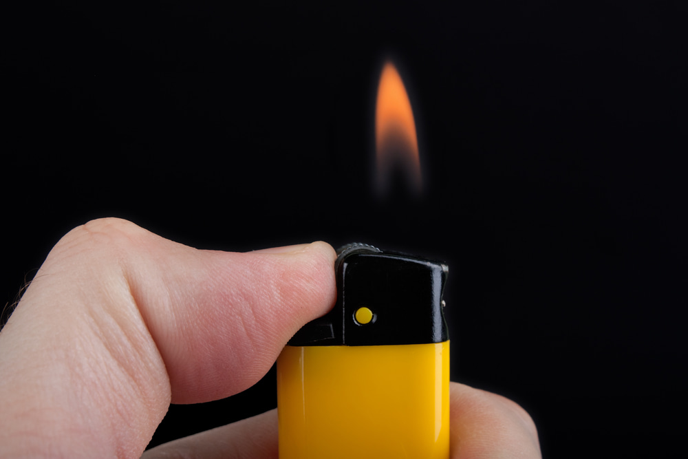 what is a butane lighter?