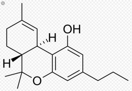 3. thcv – tetrahydrocannabivarin