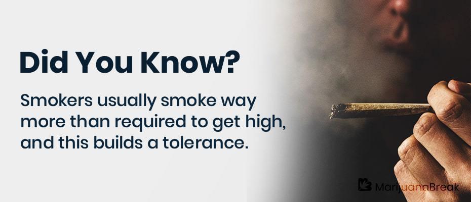 weed tolerance