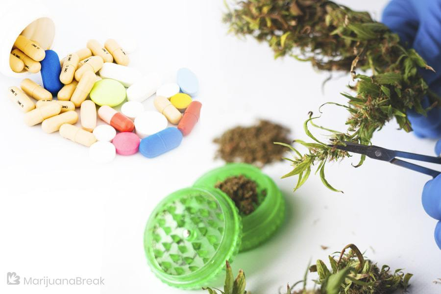 how the cannabis industry affects big pharma