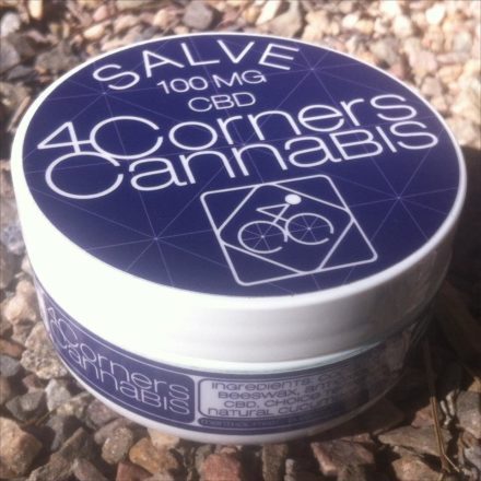 Review of 4 Corners Cannabis Salve