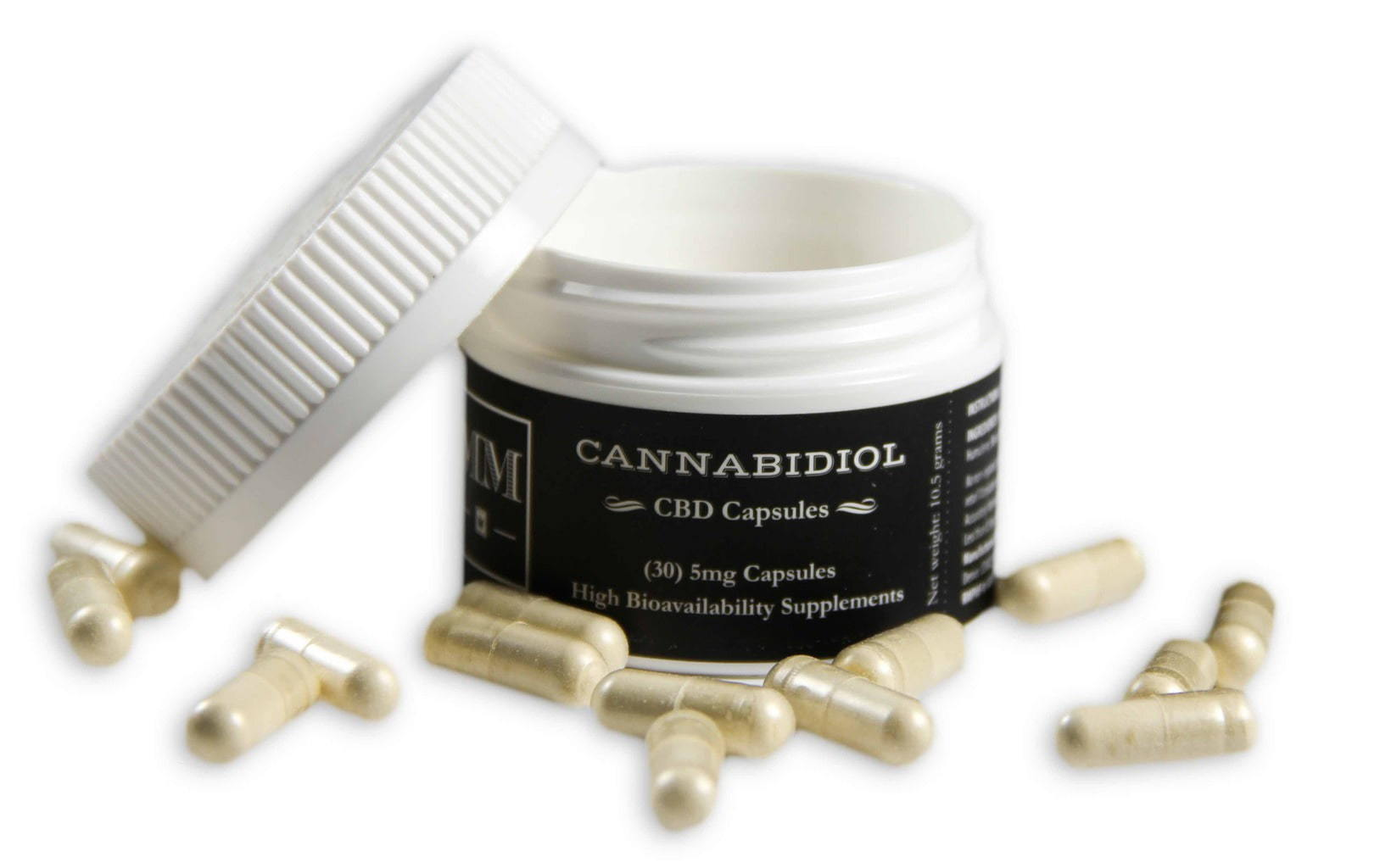 mary's medicinals cbd/cbn capsules