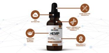 cbd essence hemp medicinal grade
