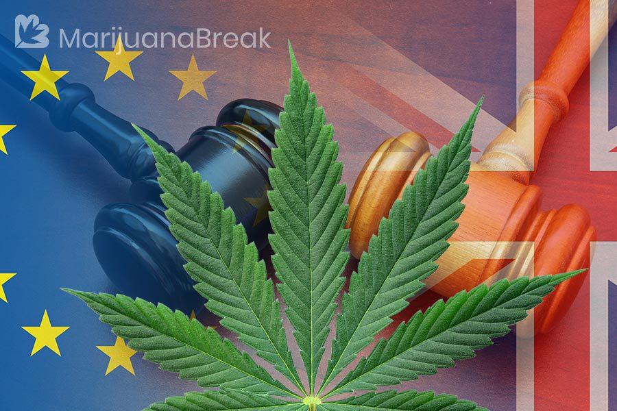 brexit cannabis