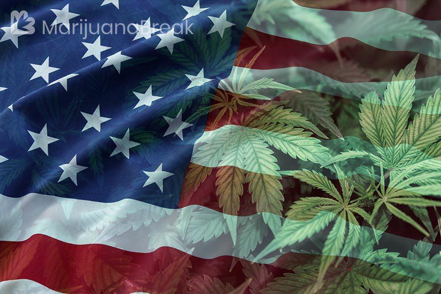 recreational cannabis states