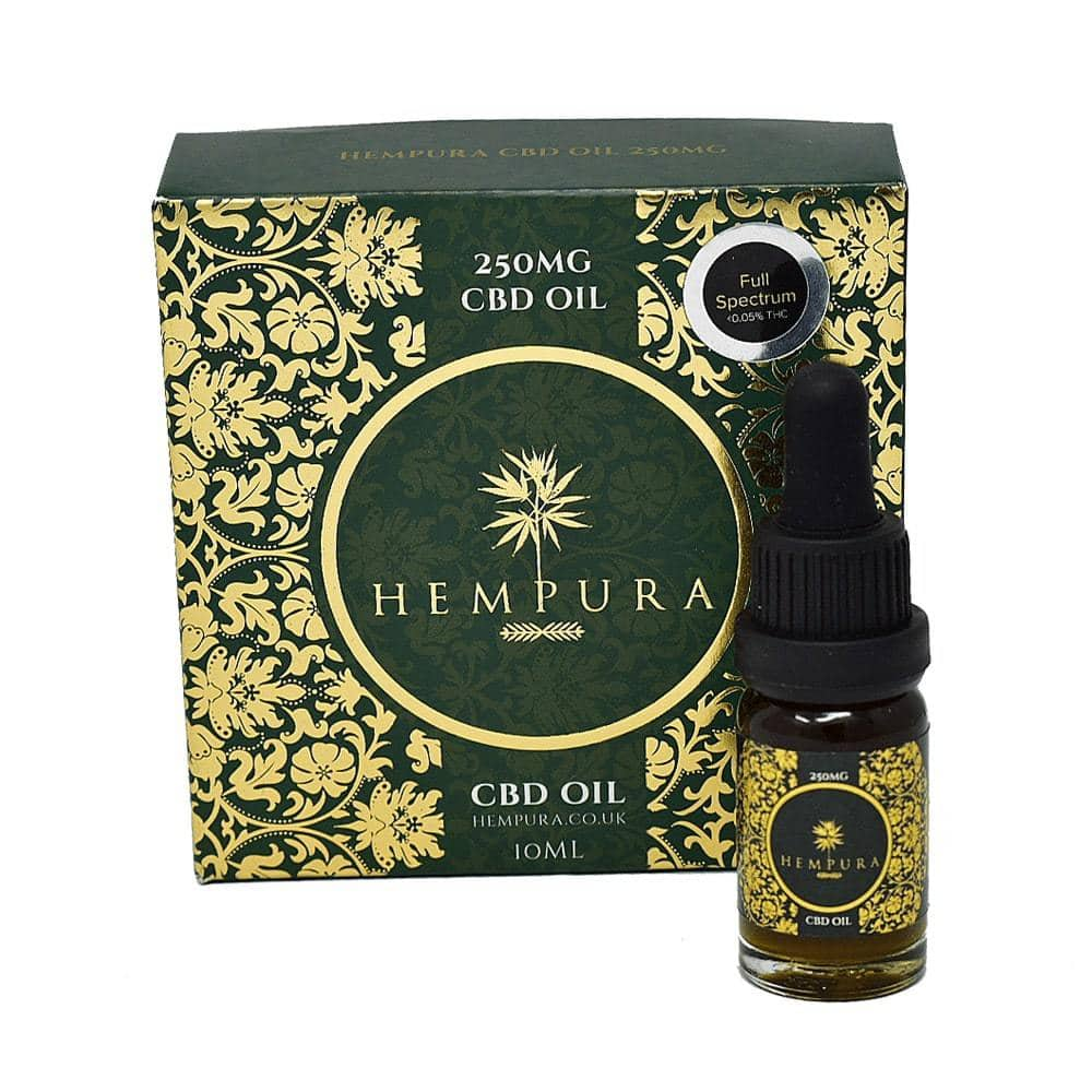 hempura cbd oil products