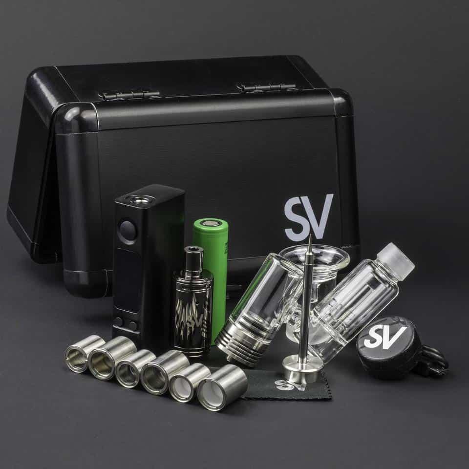 Sig2 Kit – Portable eNail & Vape Pen Review