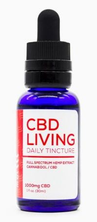 cbd living review