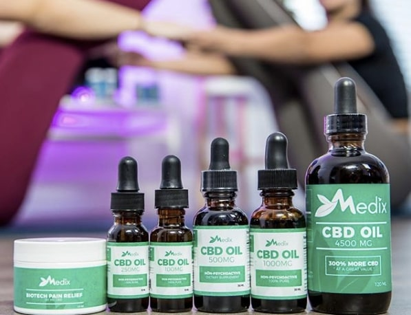 medix cbd oil review
