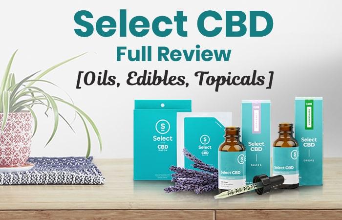 Select CBD Review