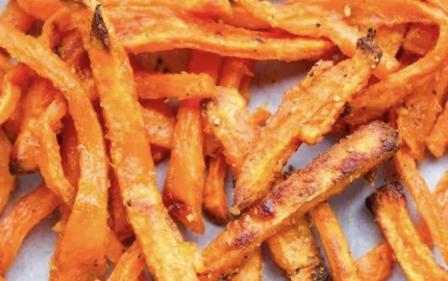 Try Sweet Potatoes