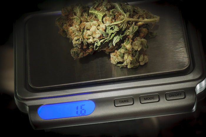 best weed scales for marijuana