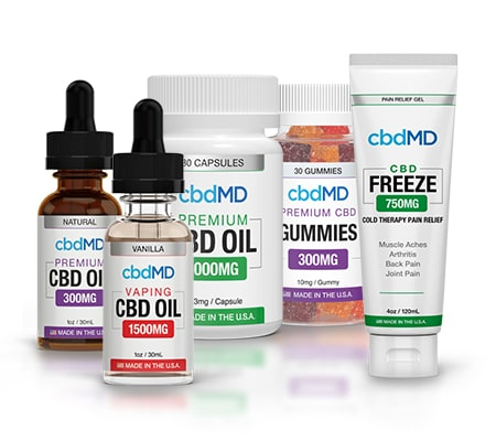 cbdmd review: checking in with new products
