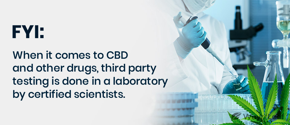 cbd oil quality testing