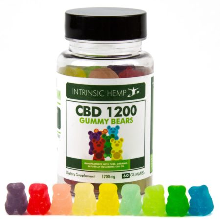 Intrinsic Hemp CBD Gummies
