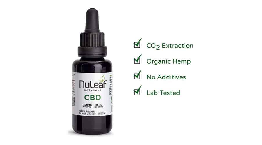 review of nuleaf naturals cbd oil