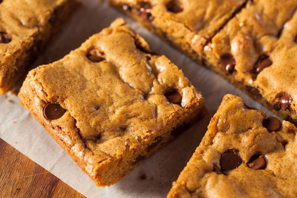 """weed brownies recipe 1: the bud-filled """"blondie"""""""