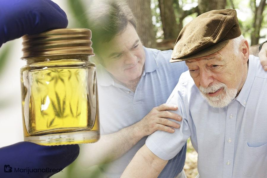 cbd oil for dementia