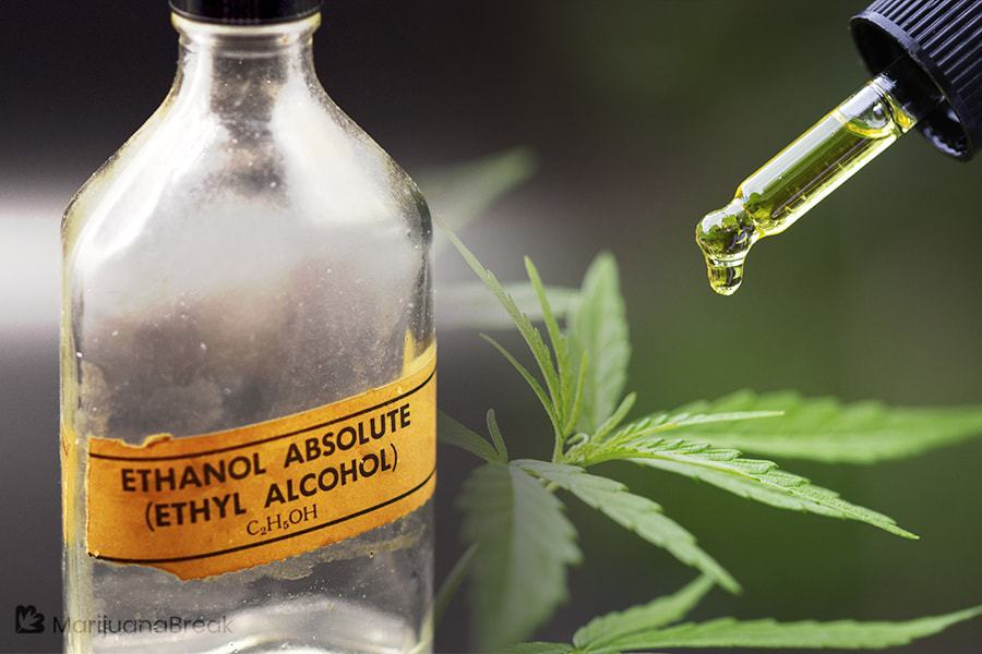 ethanol cannabis extraction